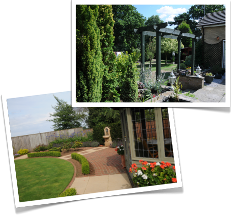 Soft landscaping projects